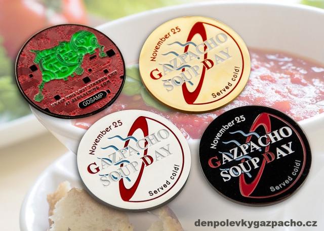 Gazpacho coin